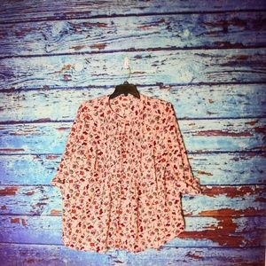 Perfect Pintucked Shirt